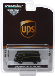 1:64 Volkswagen Type 2 Panel Van - United Parcel Service (UPS) (Hobby Exclusive)