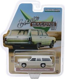 1:64 Estate Wagons Series 3 - 1984 Ford LTD Crown Victoria Wagon - Pastel Desert Tan