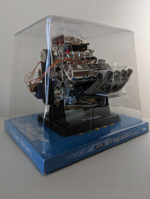 1:6 Ford Top Fuel Dragster V8 Engine Replica