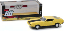 "1:18 Gone in Sixty Seconds (1974) - 1973 Ford Mustang Mach 1 ""Eleanor"""