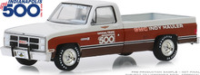 1:64 1983 GMC Sierra Classic 1500 67th Annual Indianapolis 500 Mile Race Official Truck (Hobby Exclusive)