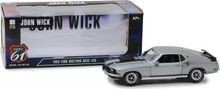 1:18 Highway 61 - 1:18 John Wick (2014) - 1969 Ford Mustang BOSS 429