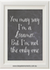 Product image of Dreamer Chalk Print