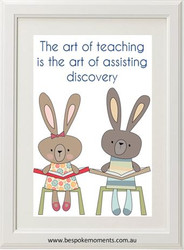 Product image of The Art Of Teaching Print