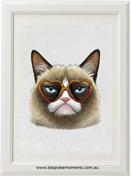 Grumpy Cat Print