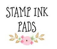 Fingerprint Stamp Ink Pads