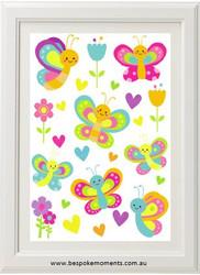 Butterfly Wonderland Print