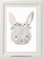 Pretty Bunny Print