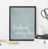 Free Printable - Kindness Every Day