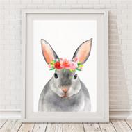 Brydie Bunny Print