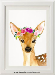 Kiki Deer Print