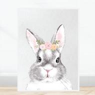 Josie Bunny Print
