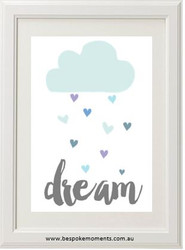 Dream Cloud Print