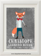 Mr Fox Birth Print