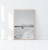 The Surfer Photography Print