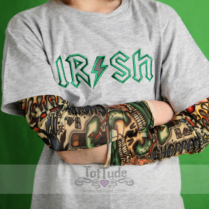 ed74733a Irish St Patty's Day shirt. St Patricks Rock shirt. Image 4. See 3 more  pictures