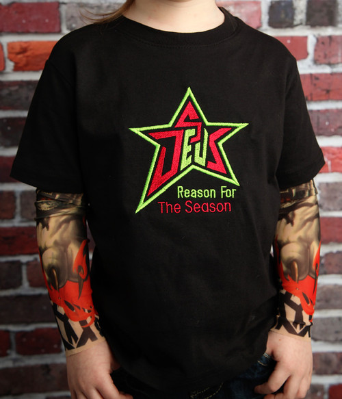 Reason for the season shirt