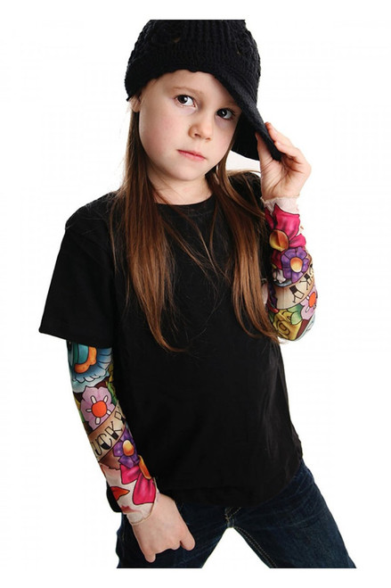 Flower Bird Tattoo Tee