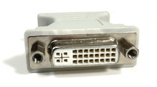 DVI / VGA Adapter - DVI Analog Female to HD15 Male