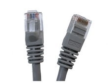 Category 5E UTP RJ45 Patch Cable Gray - 3 ft