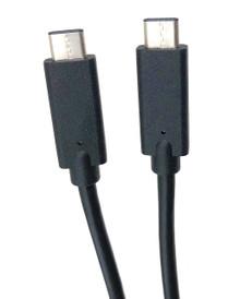 USB Type C to USB Type C M/M - 1 Meter