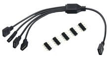 50cm 1 to 4 RGB Splitter Cable