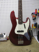 1989 Fender Jazz Bass 62 RI USA CAR