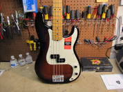 1982 Fender Precision Neck / 2020 Fender Professional Loaded Body