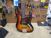 Fender-Esque Chandler USA Jazz Bass Sunburst