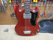 1965 - Gibson EB0 Cherry - Kebo's Gold Certified Vintage Bass