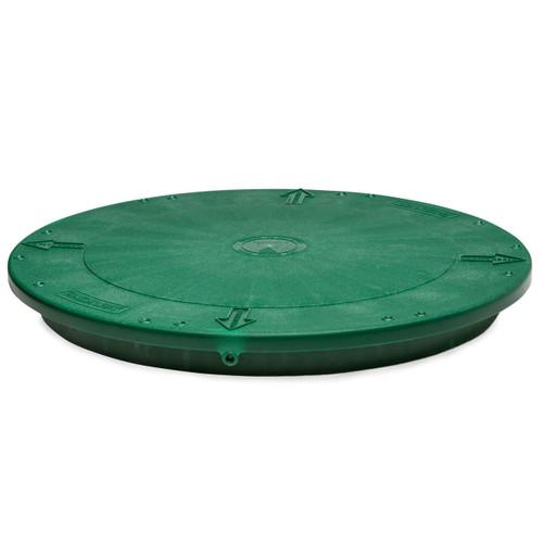 24 inch flat lid