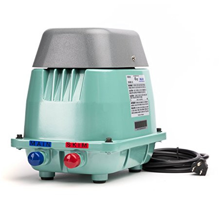 Hiblow HP-60W Dual Port Septic Air Pump