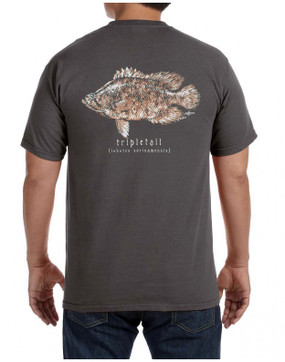 Tripletail on Pepper Pocket T