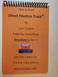 Direct Fixation Track Pocket Handbook with LVT - #32 Paper