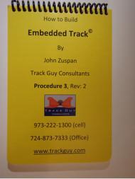 Embedded Track Pocket Handbook - #32 Paper