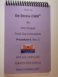 De-stressing CWR Pocket Handbook - #32 Paper