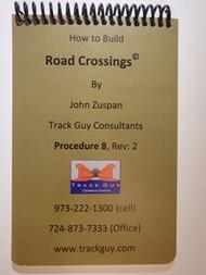 Build Road Crossings Pocket Handbook - #32 Paper