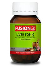 Fusion Health  Liver Tonic - Tablets