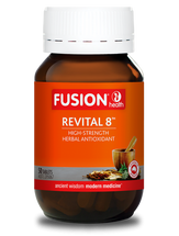 Fusion Health Revital 8 -   50 Tablets