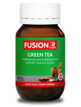 Fusion Health Green Tea - 30 Tablets