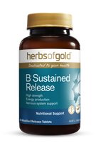Herbs of Gold B Complete Sustained Release - Tablets