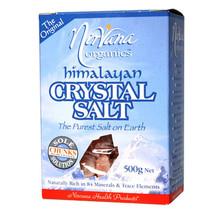 Nirvana Himalayan Crystal Salt Chunks  - 500g