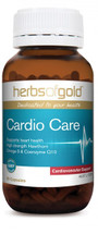 Herbs of Gold Cardio Care - 60 Capsules