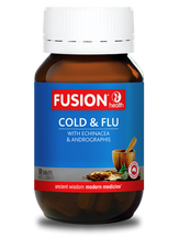 Fusion Health Cold & Flu  - Tablets
