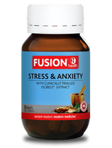 Fusion Health Stress & Anxiety - Tablets