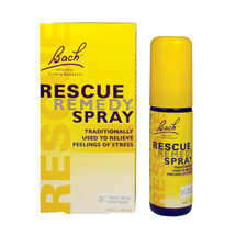 Bach Flowers Rescue Remedy Oral Liquid Spray - 20ml