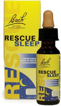 Bach Flowers Rescue Sleep Drops - 10ml