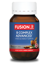 Fusion Health B Complex  Advanced - 30 Tablets
