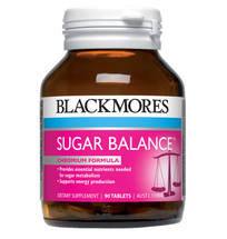 Blackmores Sugar Balance - 90 Tablets