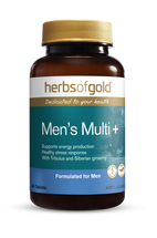 Herbs of Gold Men's Multi +    Tablets
